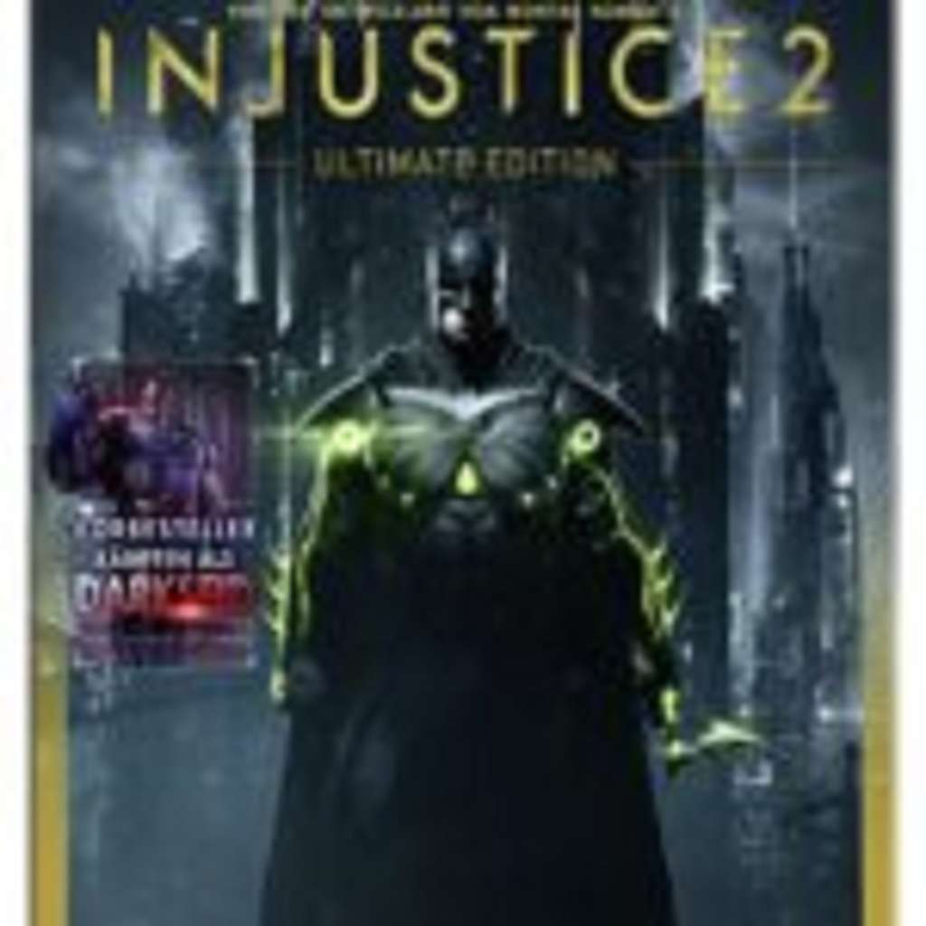 Injustice 2 – Ultimate Edition [PlayStation 4]