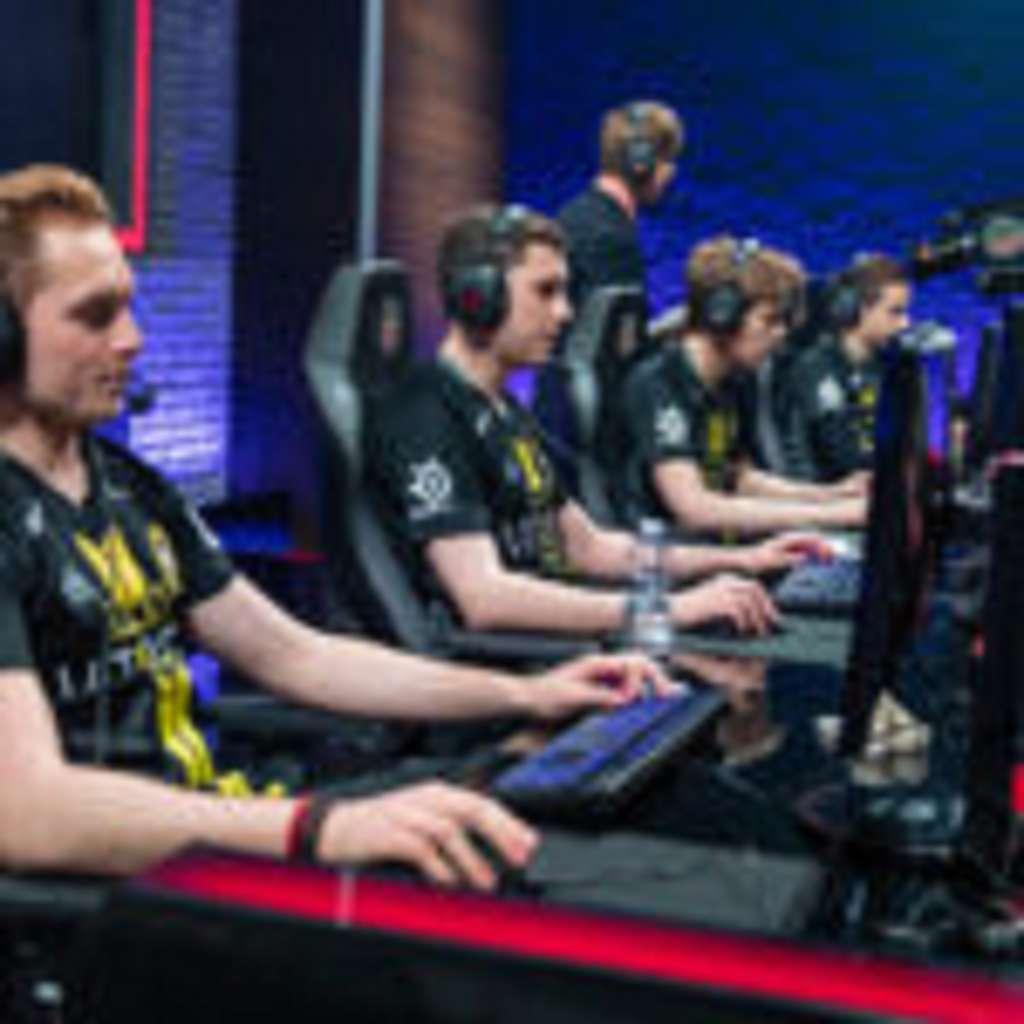 eSports – Die Duelle im Keller in der LCS EU