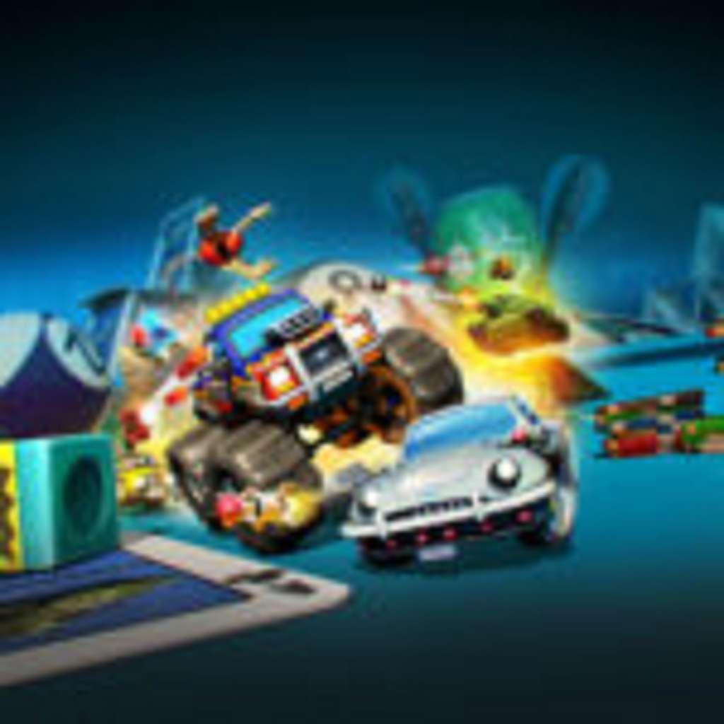Micro Machines World Series erscheint am 21. April für die PS4