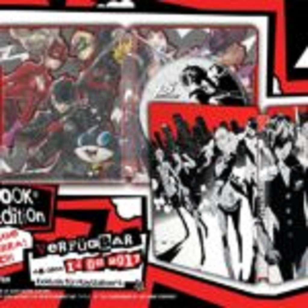 Persona 5 – Limited SteelBook D1-Edition