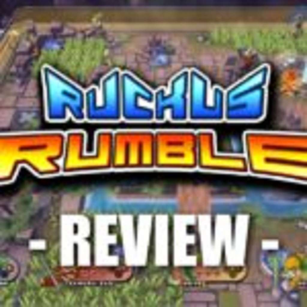 Ruckus Rumble – Rasanter PVP-Battler im Test (Review)