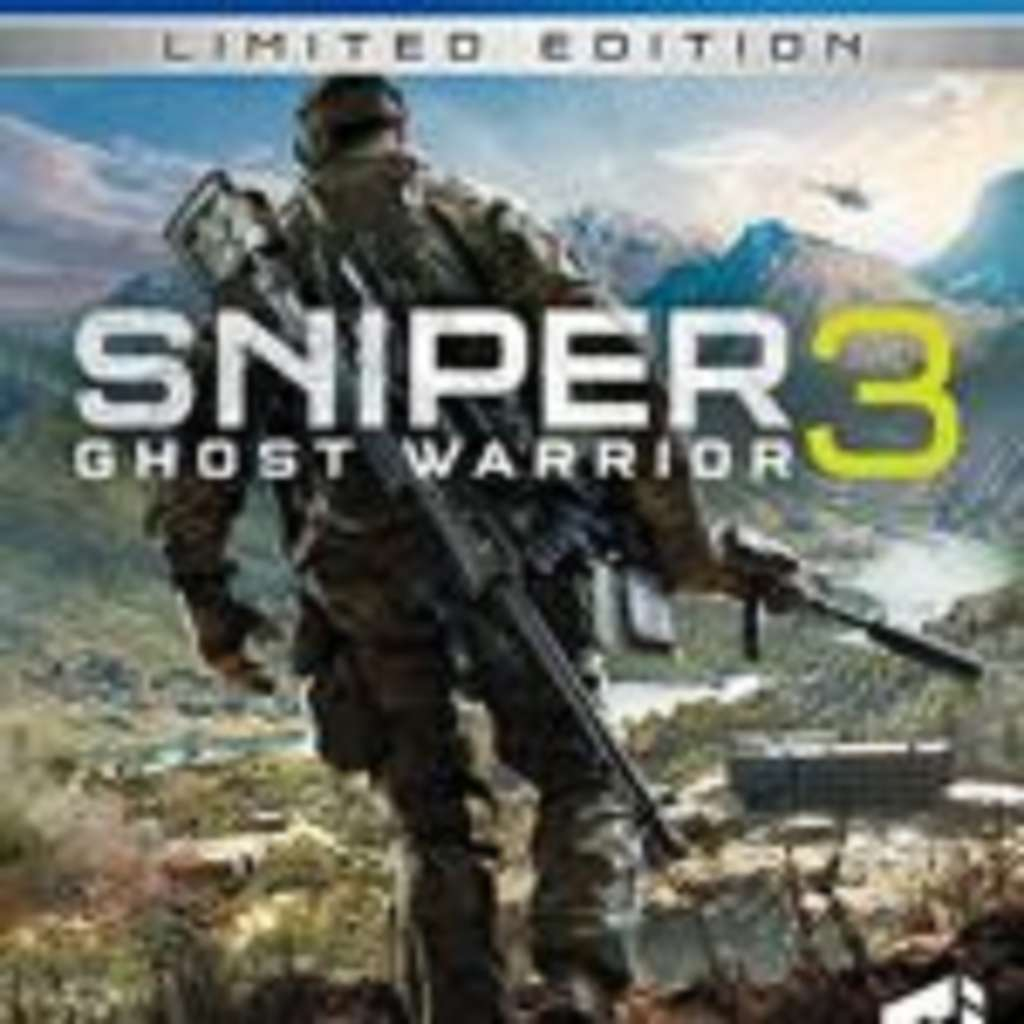 Sniper Ghost Warrior 3 – Limited Edition [PlayStation 4]