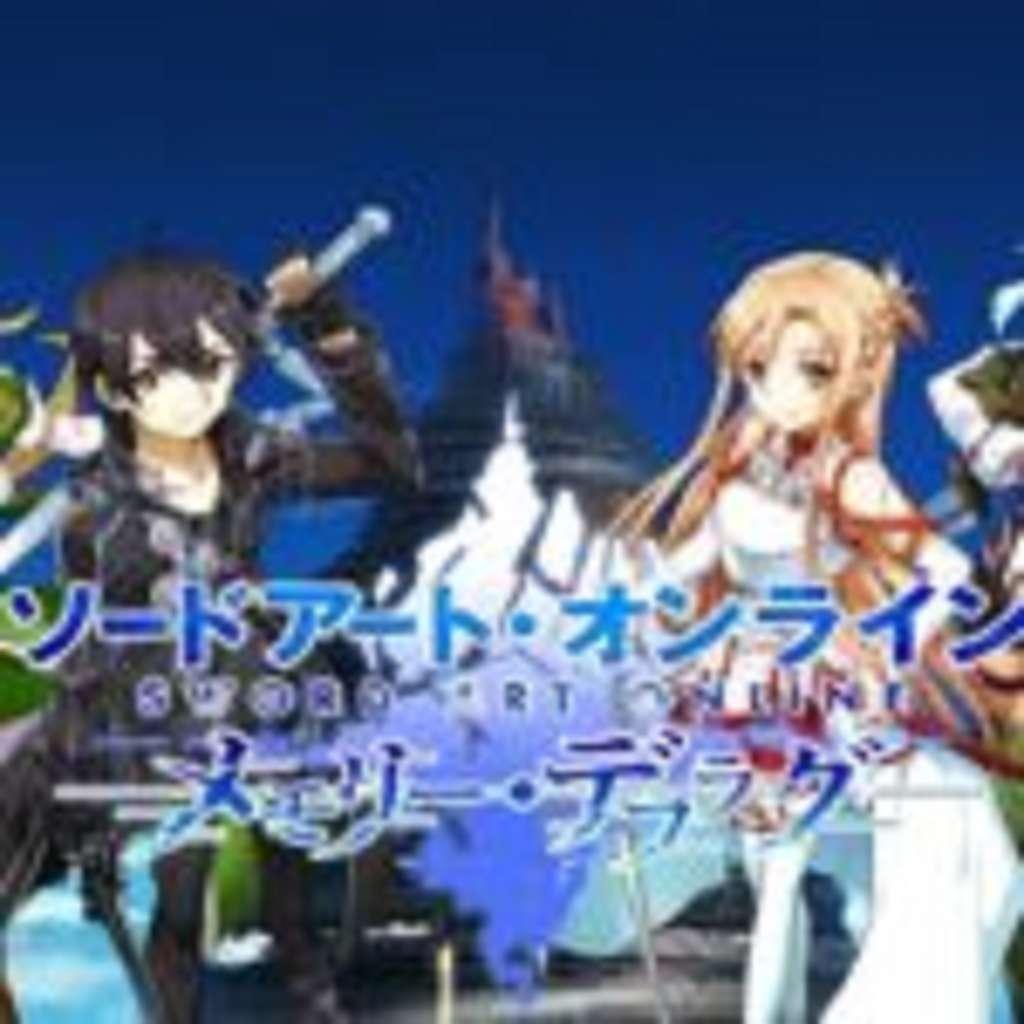 Sword Art Online: Memory Defrag – Ab sofort für iOS und Android erhältlich