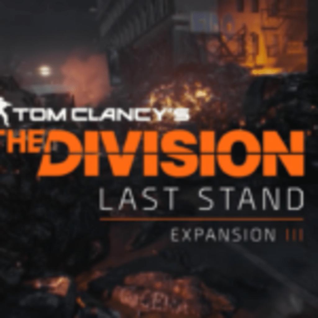 The Division – Umfangreiche Details zum dritten DLC