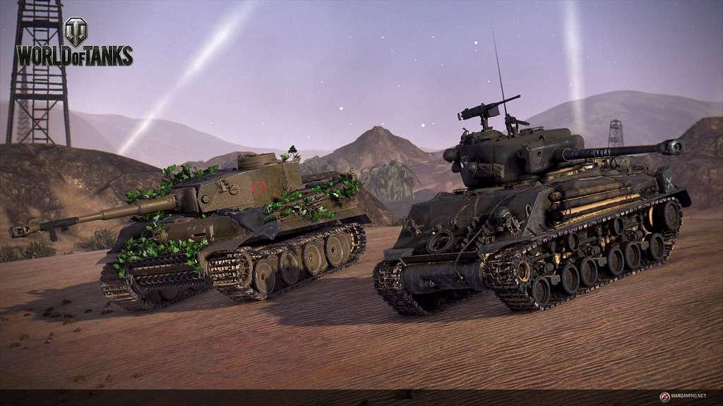 was ist world of tanks
