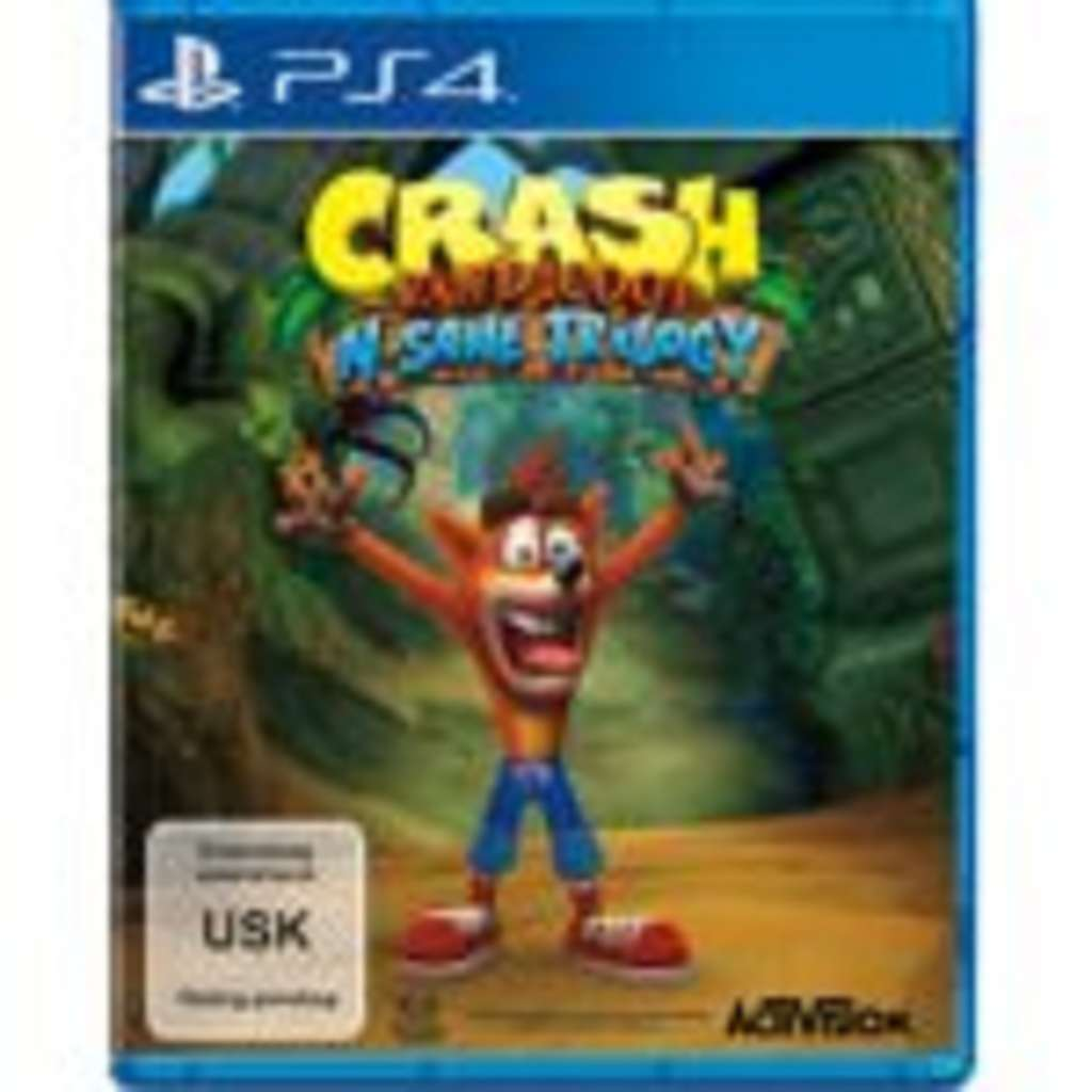 Crash Bandicoot N.Sane Trilogy – [PlayStation 4]