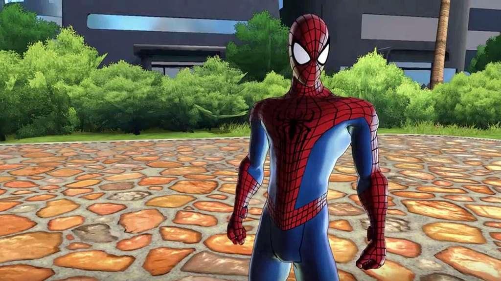 Dragon Ball Xenoverse 2 Inoffizieller Spider Man Mod