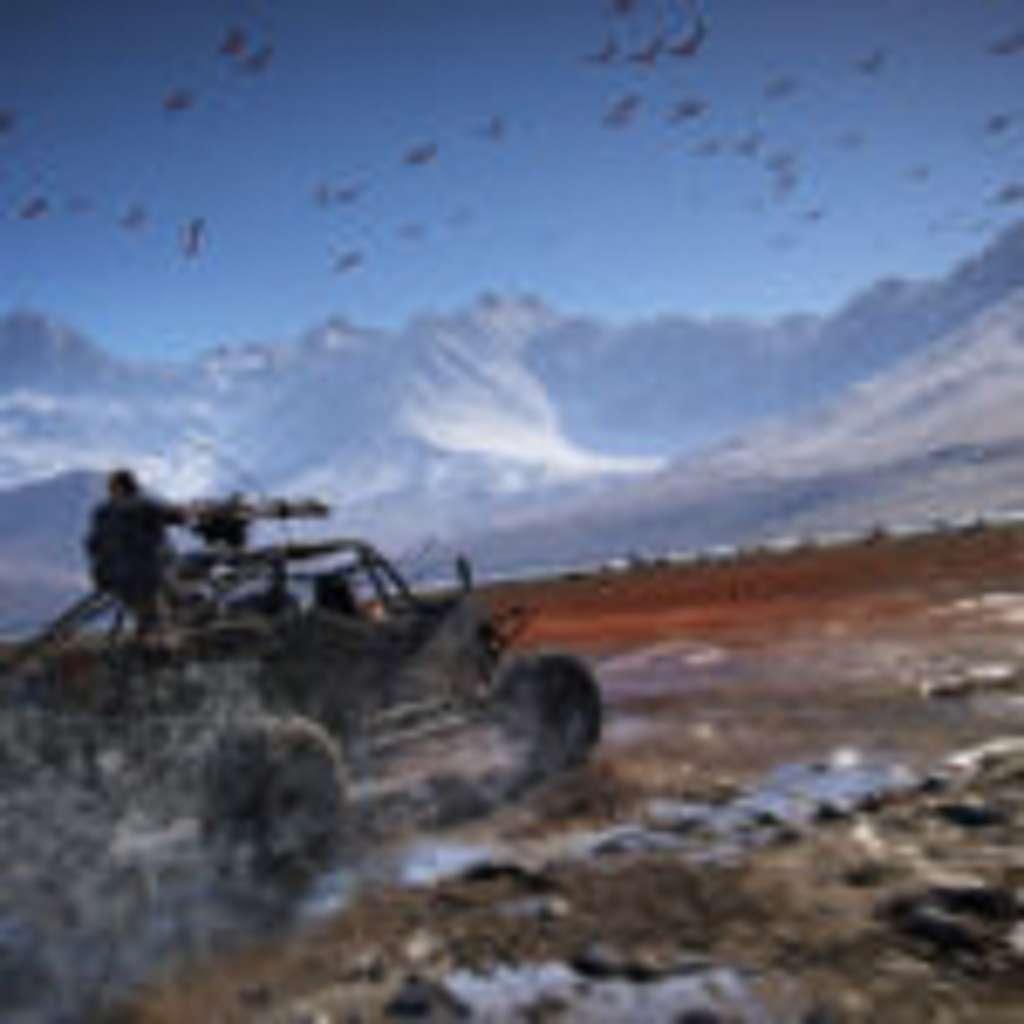 Ghost Recon Wildlands – Salzgemälde zum Spiel zeigt sich im Video
