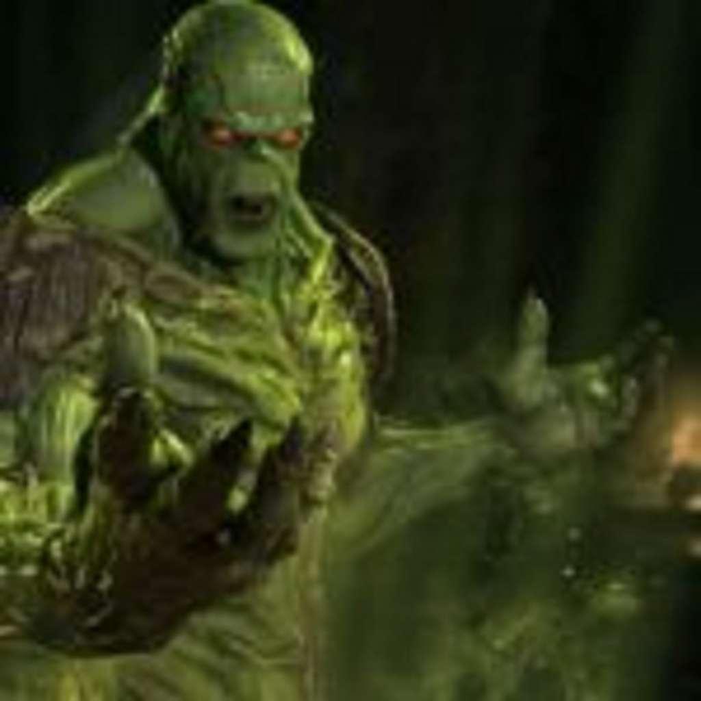 Injustice 2 – 12-minütiges Gameplay-Video zu Swamp Thing veröffentlicht