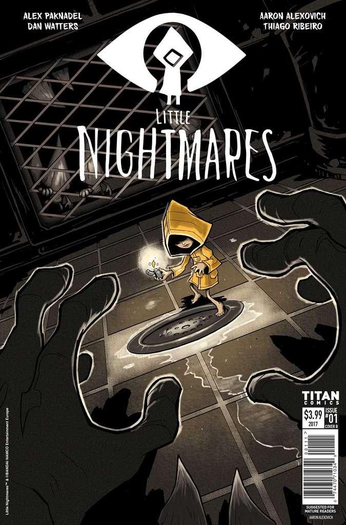 Comic-Serie für Little Nightmares angekündigt
