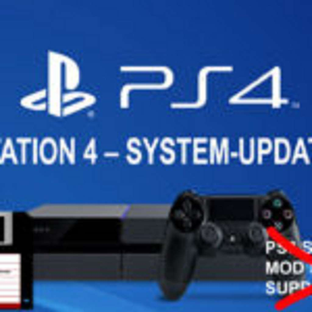 PlayStation 4 – System-Update 5.00 bekommt Disketten Support