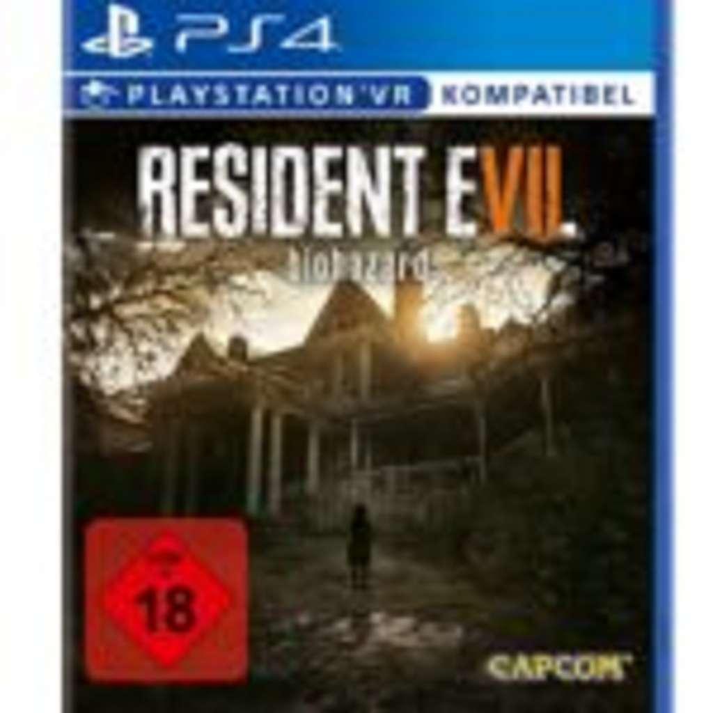 Resident Evil 7 Biohazard – [PlayStation 4]