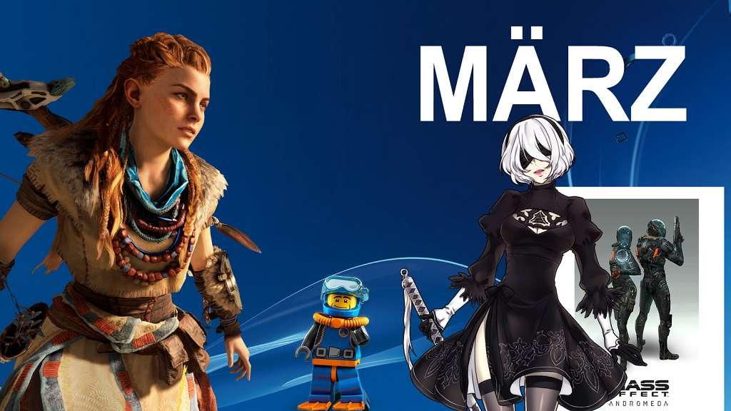 Spielevorschau für März – Diese Titel erscheinen in Kürze