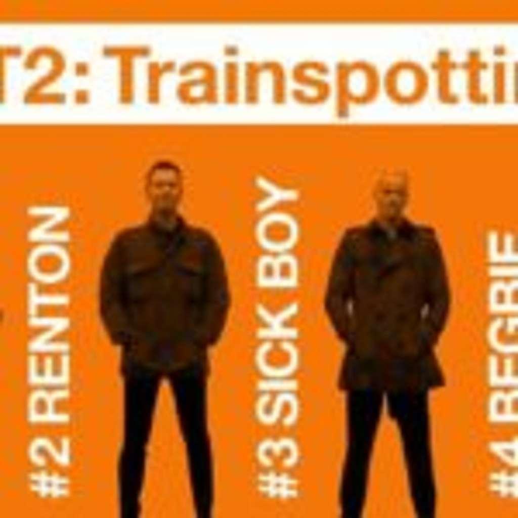 T2 Trainspotting – Neuer Spot veröffentlicht zum kommenden Kinofilm