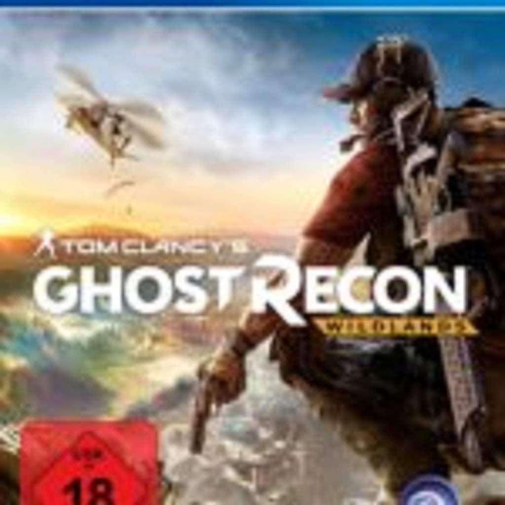 Tom Clancy's: Ghost Recon Wildlands – [PlayStation 4]