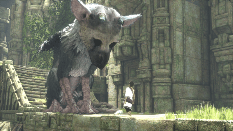 Trophy Guide The Last Guardian