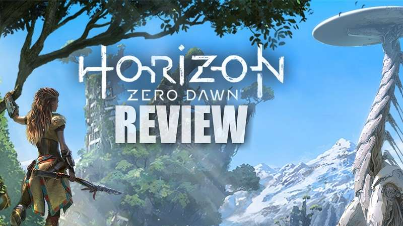 Horizon Zero Dawn – Saubere Leistung Guerrilla Games! (Review)