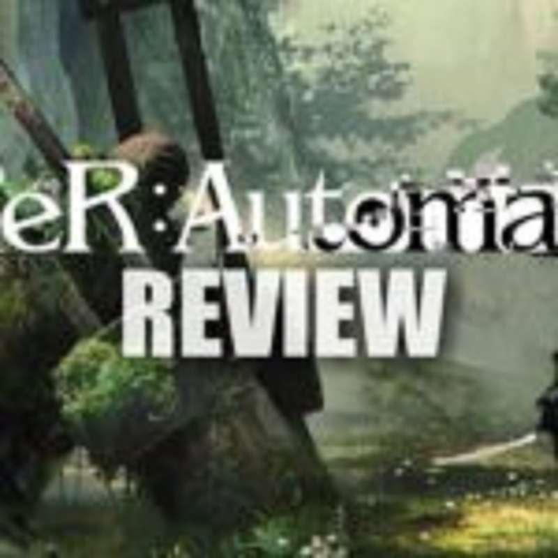 NieR: Automata – Was, wenn Androiden in den Krieg ziehen? (Review)