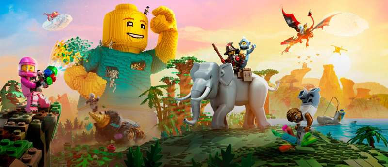 Trophy Guide LEGO WORLDS