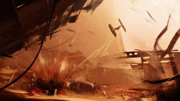 Star Wars - Verliert EA bald die Lizenz?
