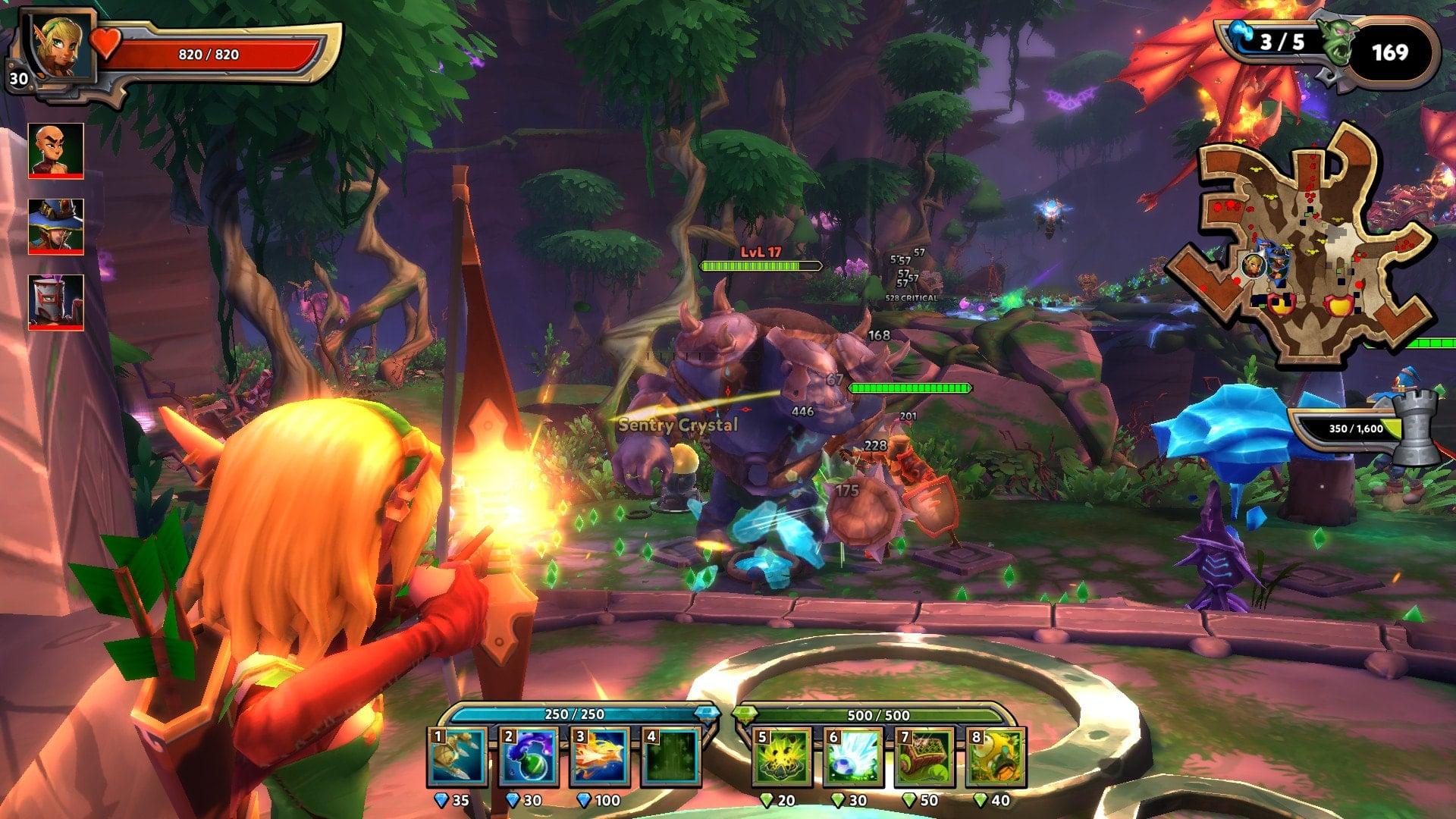 Dungeon Defenders II - Releasetermin enthüllt