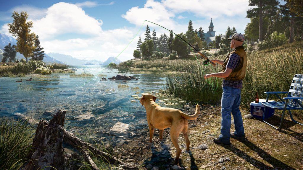 Far Cry 5 - Ubisoft verrät die Spielzeit des Shooters