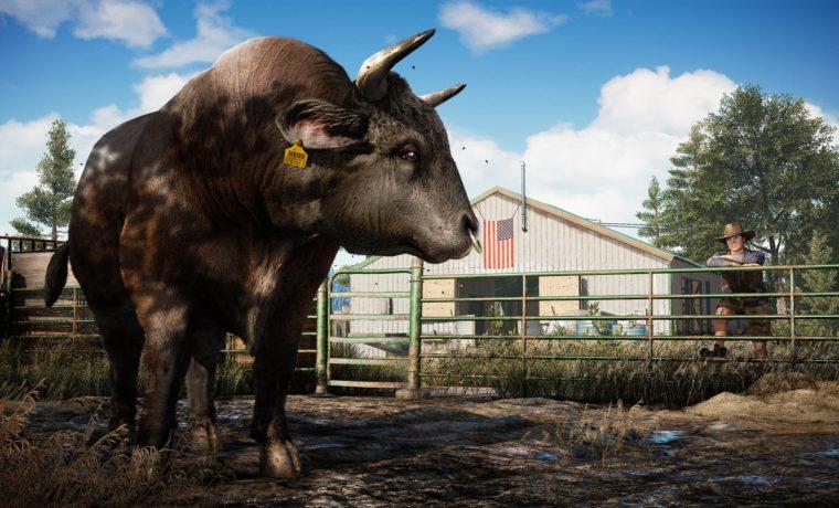 Far Cry 5 - Neues Video über die Tierwelt erschienen