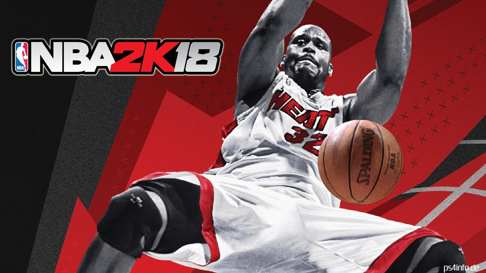 NBA 2K18 Legend Edition - Shaquille O'Neal kehrt zurück