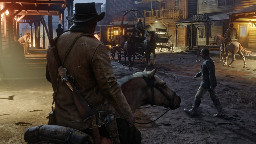 Red Dead Redemption 2 mit Cross-Play?