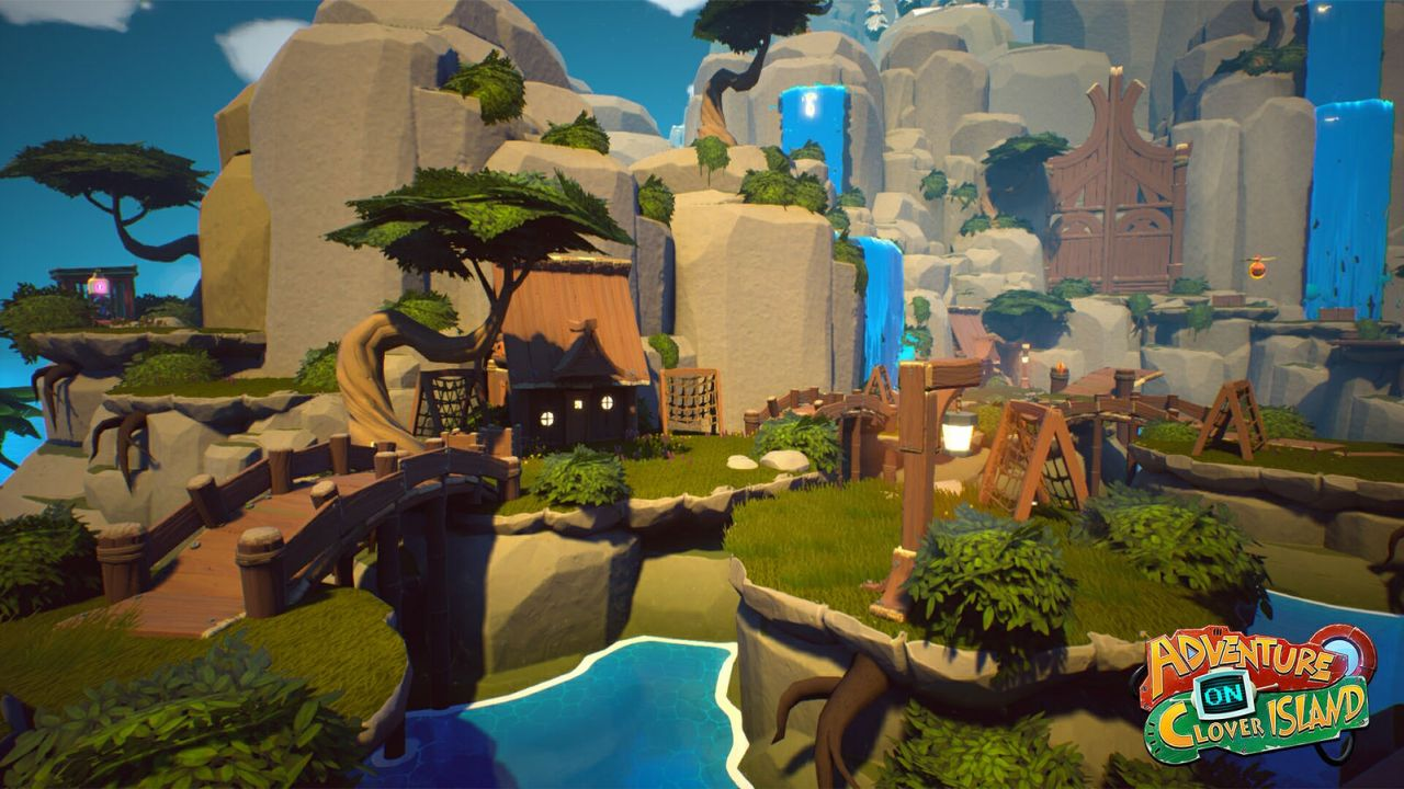 Skylar & Plux: Adventure on Clover Island - Mit einem Launch-Trailer für PS4