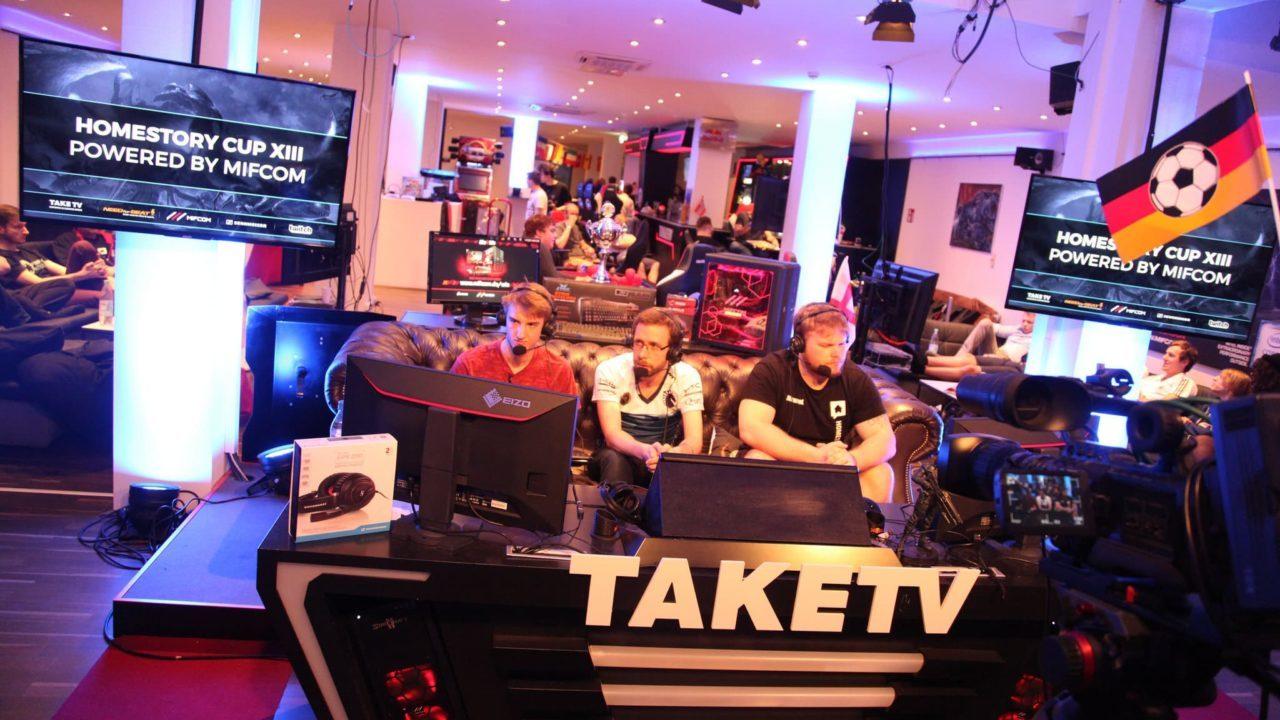 TakeTV Bar - Videospiele treffen Bar (PS4Info Interview)