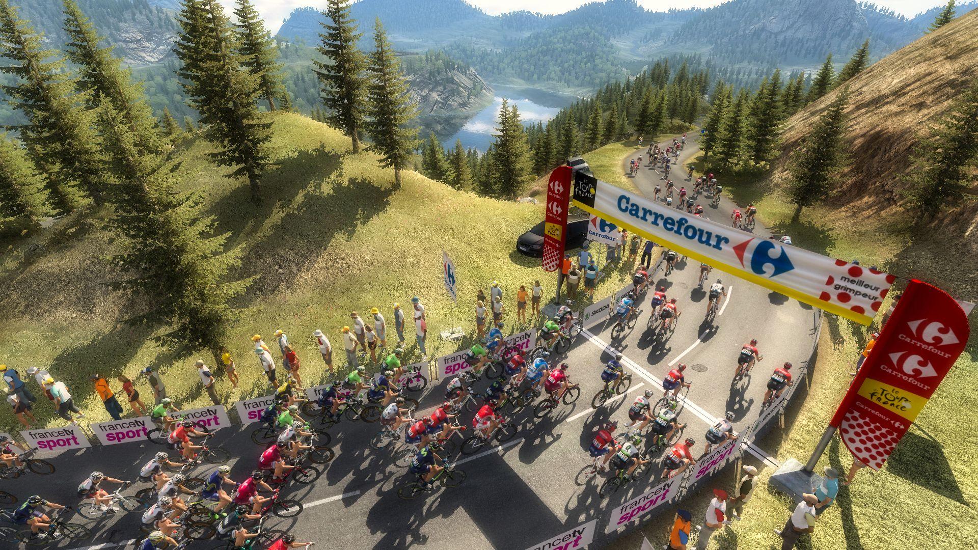 Tour De France  Ps Gameplay