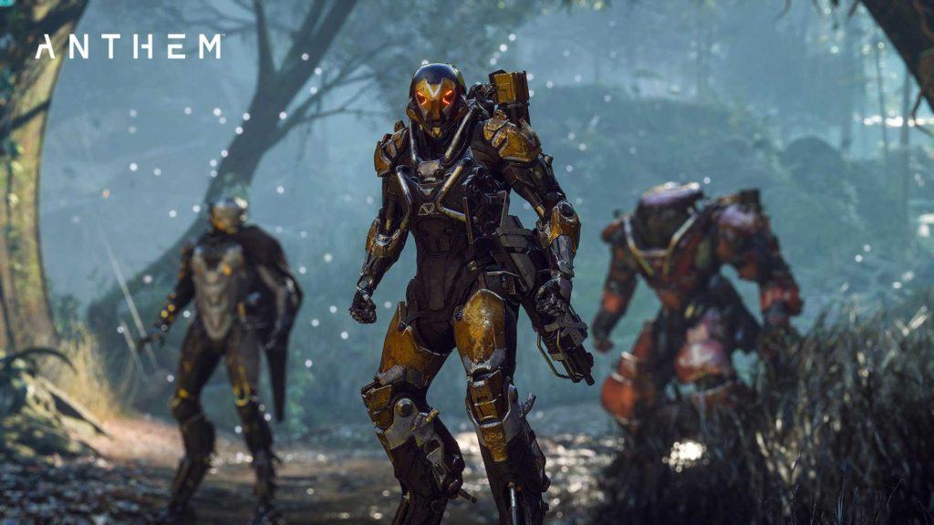 Anthem - EA erhöht die interne Erwartung an das Rollenspiel