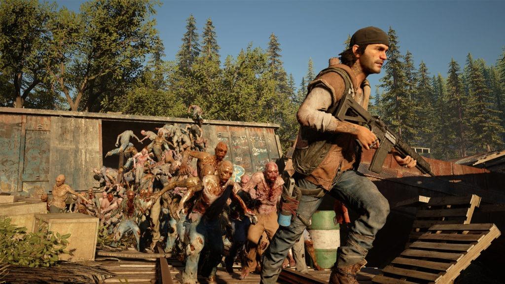 Days Gone - Wird die PS4 an ihre Grenzen bringen