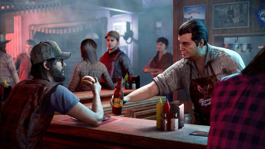 Far Cry 5 - PS4 Pro lässt zwischen 4K-Auflösung oder mehr Details wählen