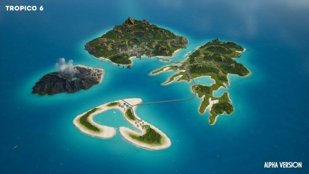Tropico 6 im offiziellen gamescom Trailer