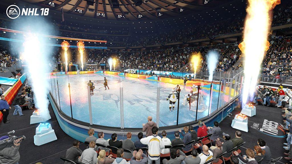 NHL 18: Offene Beta kann heruntergeladen werden