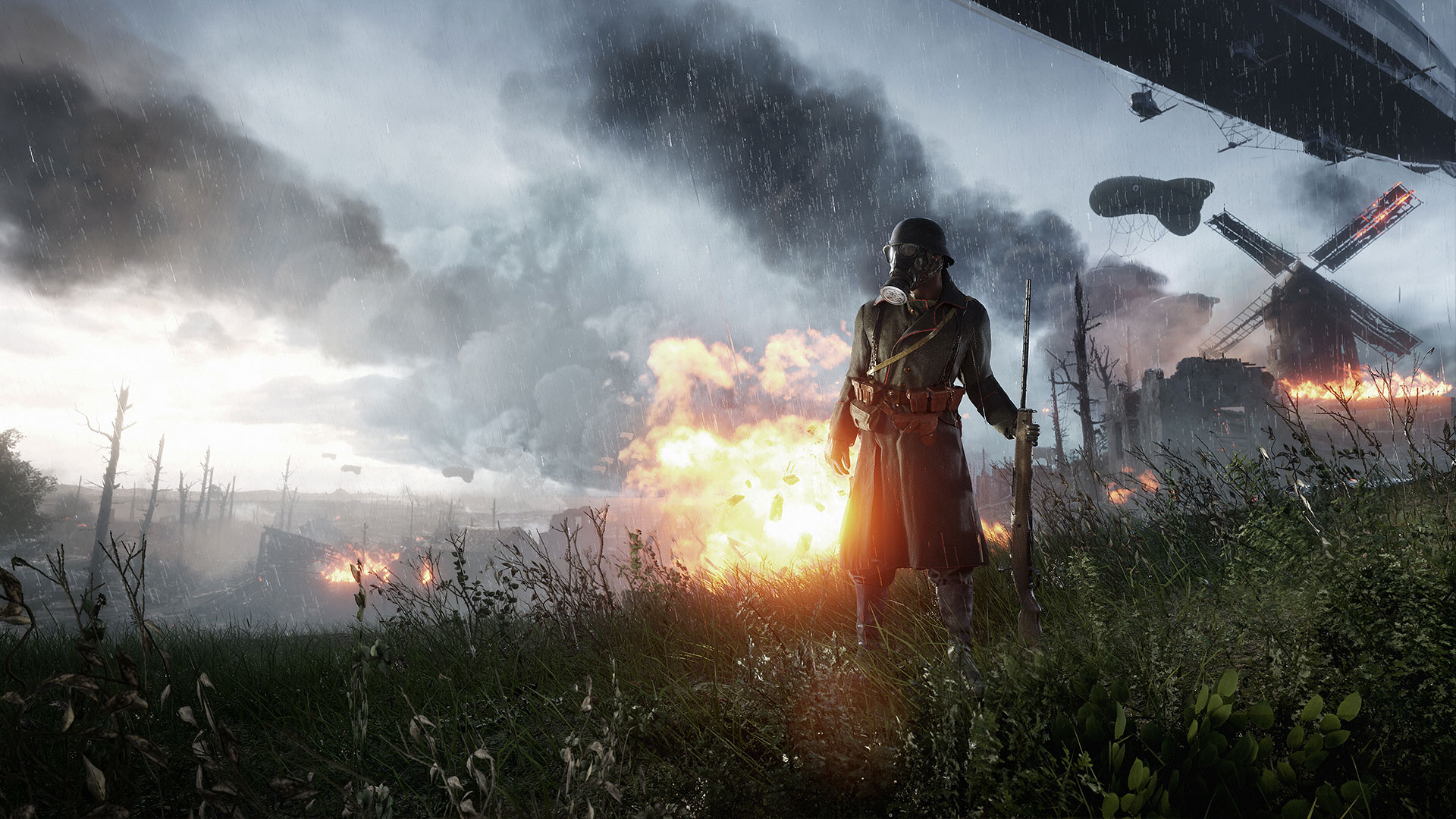 Premium Trials in Battlefield 1
