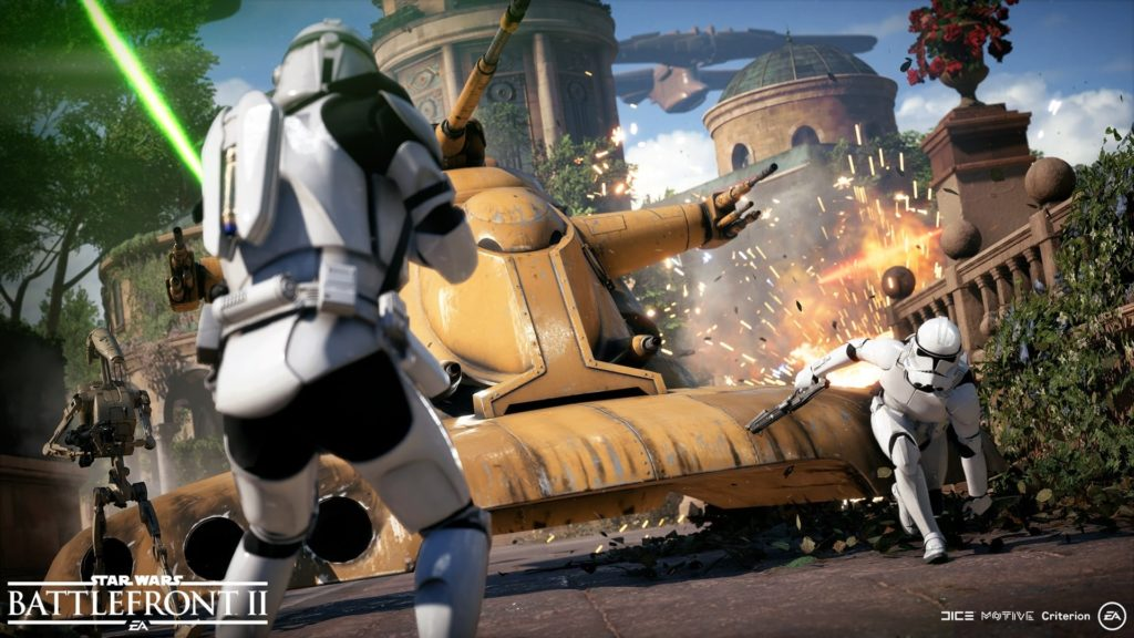 Star Wars Battlefront 2: Termine und Details zur Open Beta