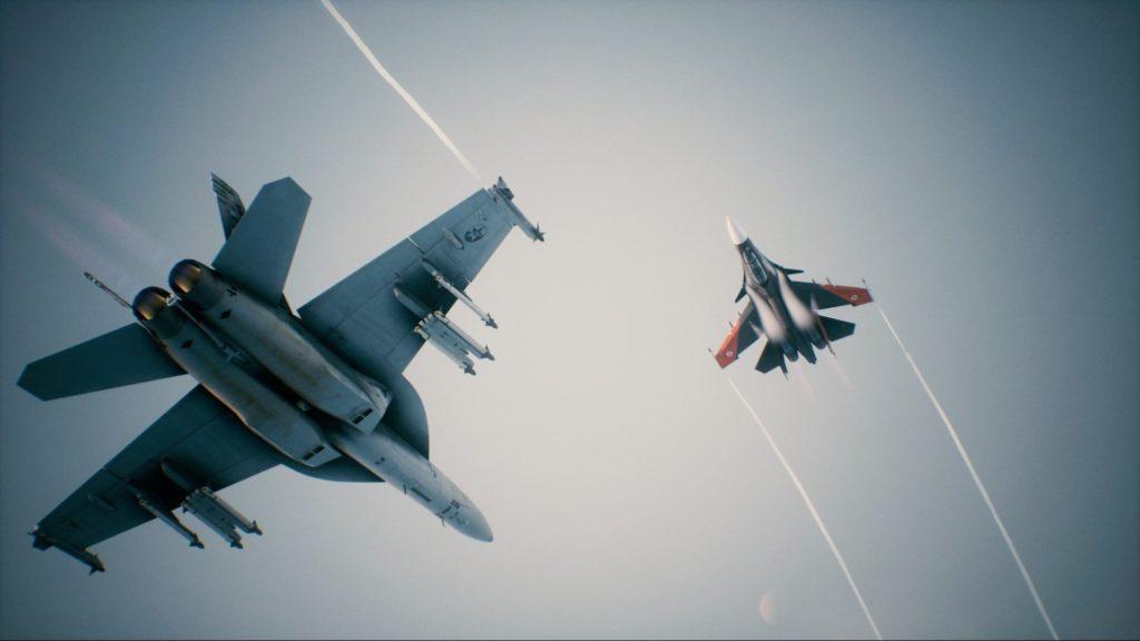 Ace Combat 7: Skies Unknown - Weitere Gameplay-Szenen mit Entwicklerkommentar