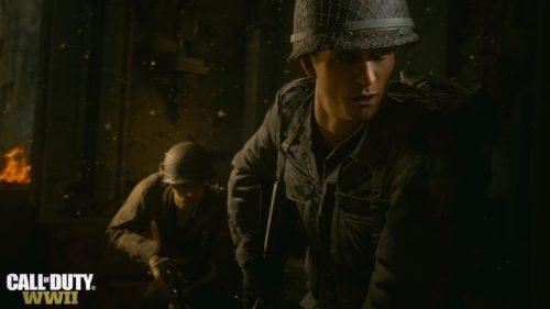 Call of Duty: WW2 - Story-Trailer zur Einzelspieler-Kampagne