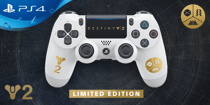 Destiny 2 - DualShock 4 Controller im Limited Edition Design angekündigt