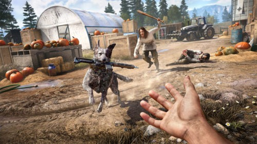 Far Cry 5 - Gesegnet sei Hope County (Review)