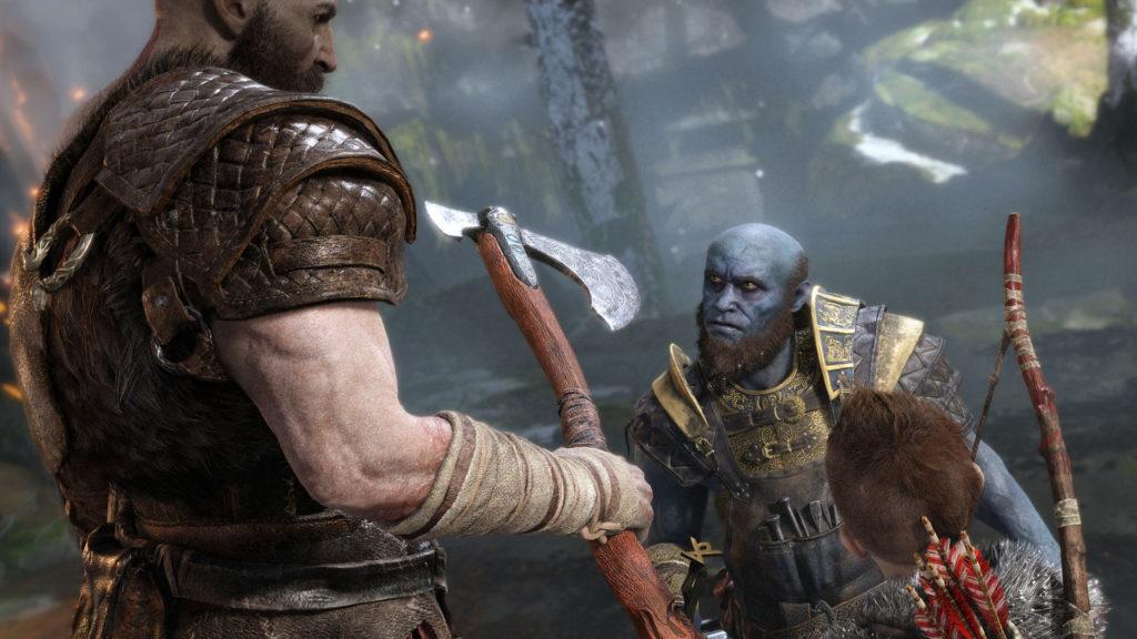 God of War - Ihr könnt über 25 Spielstunden einplanen