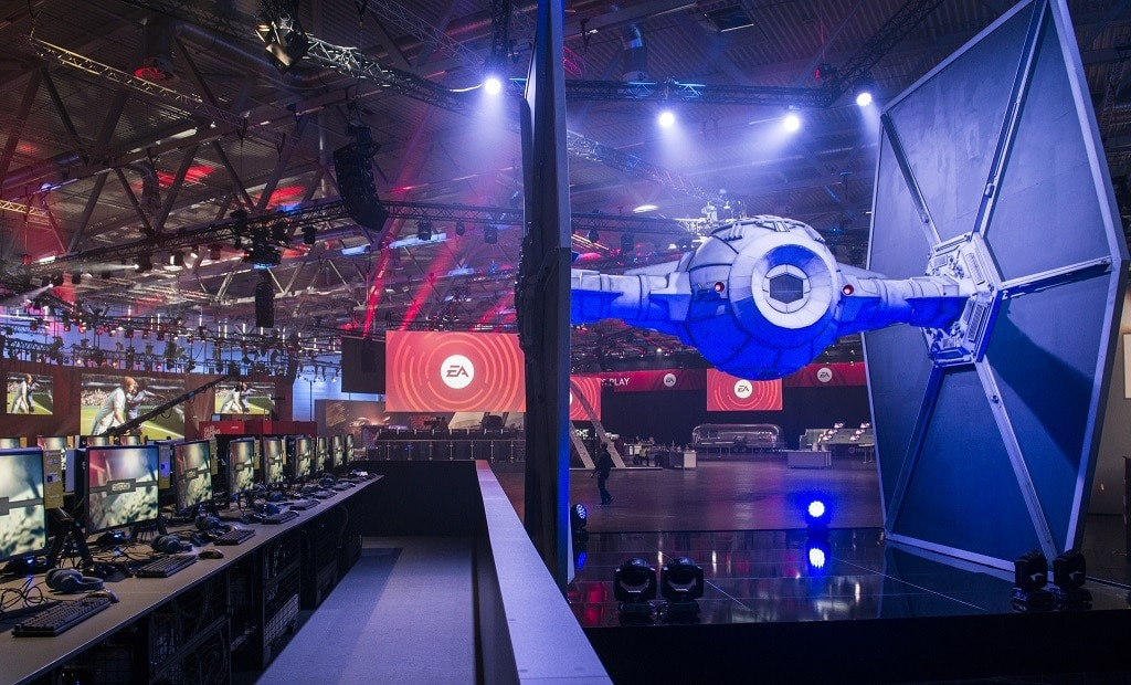 Gamescom-Gameplay zu Star Wars Battlefront 2