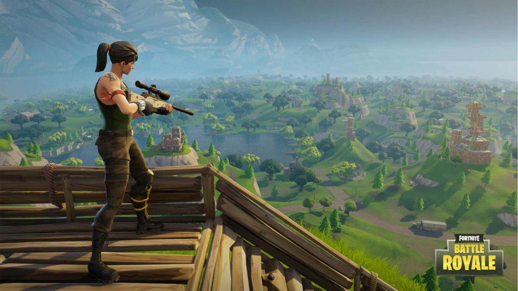 Fortnite: Battle Royale kostenlos für alle Spieler