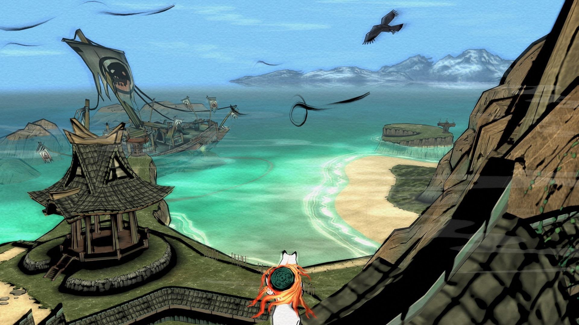 Capcom kündigt Okami HD für PS4, Xbox One, PCs an