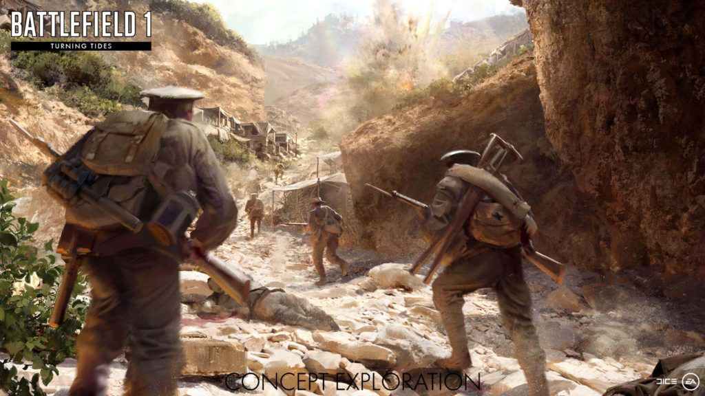Battlefield 1 - EA stellt aktiven Support ein