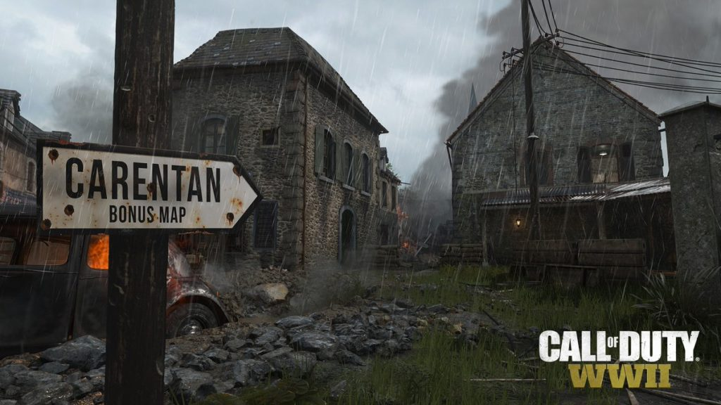 Bonus-Map für Call of Duty: WWII