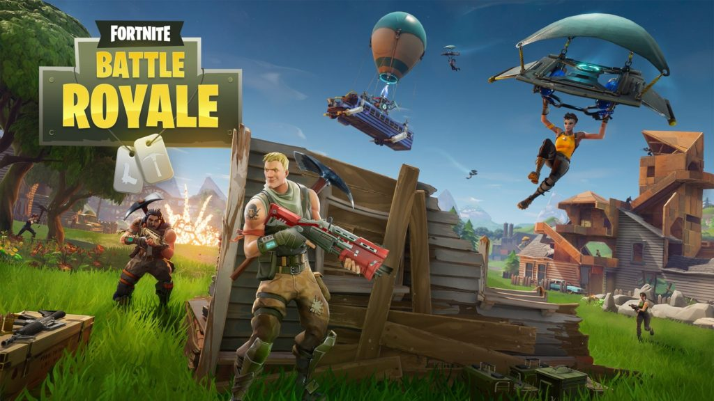 Epic Games will Cross-Play in Fortnite